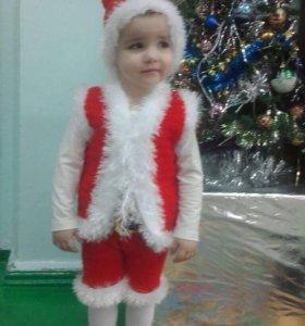 Кастюм Санта Клауса