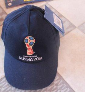 Бейсболка 2018 FIFA World Cup Russia, новая