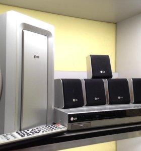 Домашний кинотеатр 5.1 LG LH-T3605