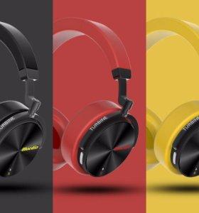 Bluedio T5S Active Беспроводные Bluetooth наушники