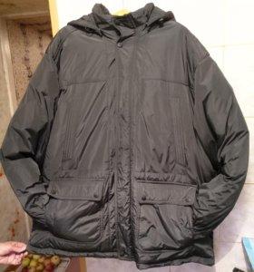 Куртка мужская р.66 зима новая