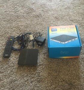 ТВ Приставка TVIP S500