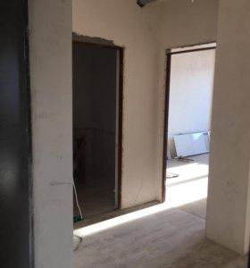 Квартира, 1 комната, 58 м²