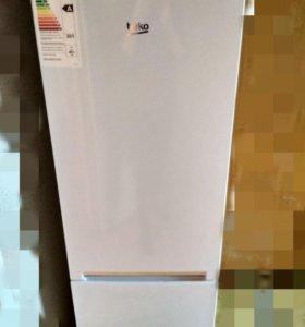 Новый холодильник ВЕКО