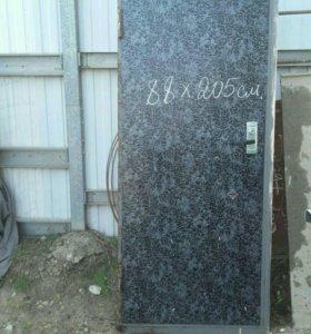 Дверь металическая 3мм.
