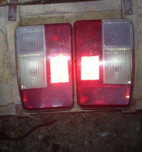 Задние фонари ваз 2104