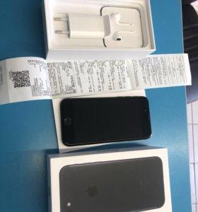 iPhone 7 128Gb гарантия до 13.09.19