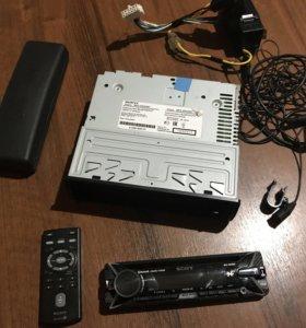 Магнитола Sony MEX-XB100ВТ