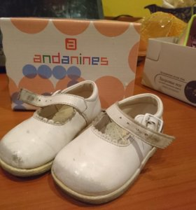 Обувь на первые шаги 19 размер