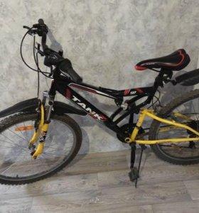 Велосипед TANK