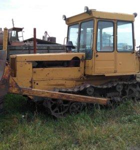 Бульбозер ДТ75