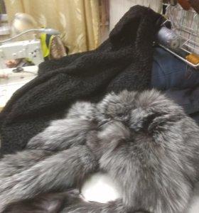 Ремонт одежды меховые ателье