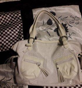Светлая сумка