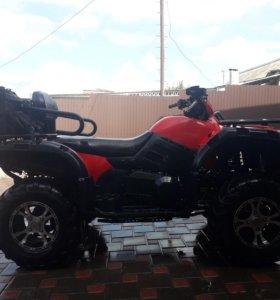 Cf moto 500 2a