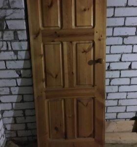 Двери б/коробок