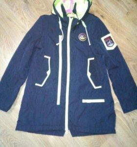 Продам куртки и пальто демисезонные