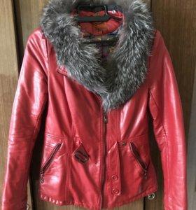 Куртка на холодную осень