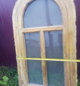 Окна арка