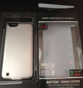 Чехол зарядка для айфон 6,6s
