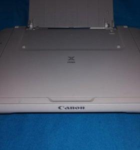 Принтер,сканер,ксерокс. 3 в 1