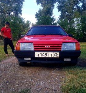 ВАЗ (Lada) 2109, 1993