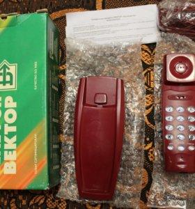 Телефон Вектор (новый)