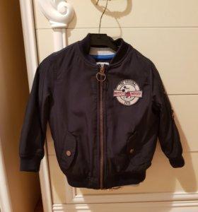 Куртка Zara 98 размер