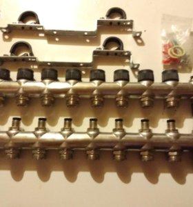 Коллектор отопления Oventrop