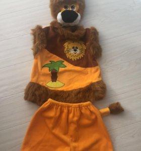 Новогодний костюм «Лев»