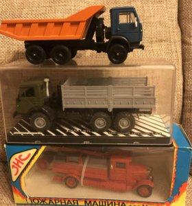 Модели грузовых автомобилей СССР