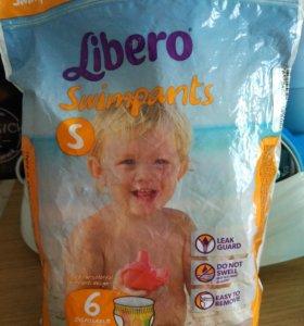 Libero Трусики для плавания Swimpants Small (7-12