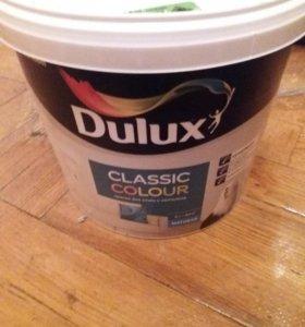 Краска для стен dulux 5 литров
