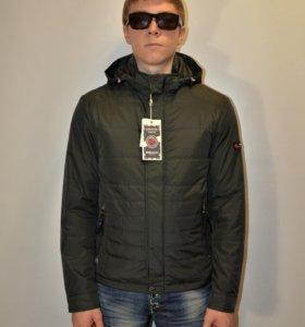 Куртка INDACO демисезонная новая