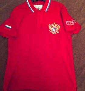 Поло сборной России по хоккею