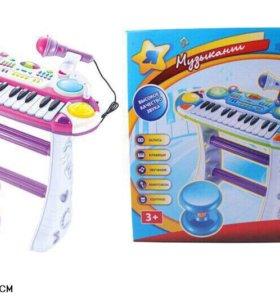 Синтезатор детский , новый