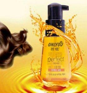 Марокканское масло для волос