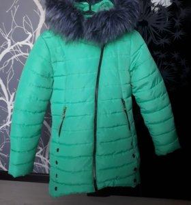 Куртка зимняя 152 рост