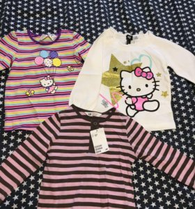 Вещи новые Hello Kitty