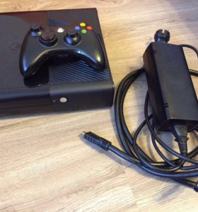 Xbox 360 500 Gb + много игр