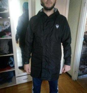Куртка парка Питерский Щит не промокаемая обмен