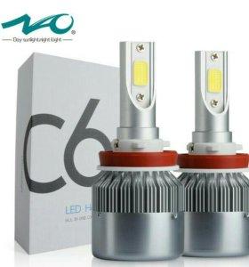 Светодиодные лампы.H11' Новые