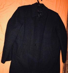 Пальто кашемировый новый