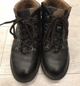 Кожаные ботинки Ralf 37 размер
