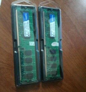 Оперативная память DDR2 2 Гб