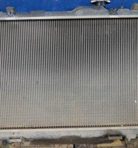 Радиатор двс