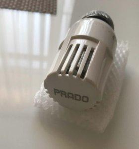 Радиатор Prado classic 500-500 и терморегулятор