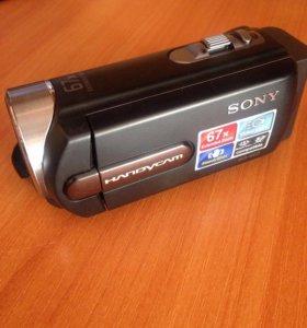 Новая видеокамера SONY Handycam
