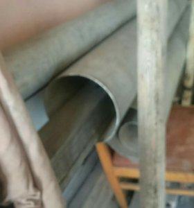Трубы 120 и 220 алюминиевые