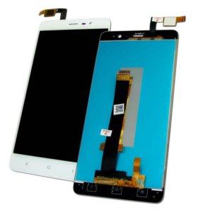 Дисплей (Модуль) Xiaomi Redmi note 3 белый