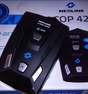 Радар детектор Neoline X cop 4200 GPS